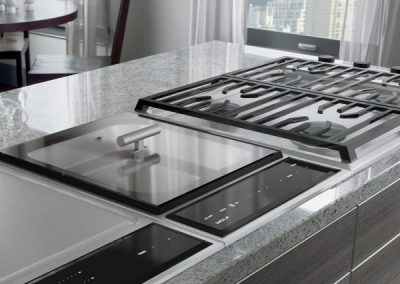 Bespoke Hob, Steaming , Teppanyakki & Worktop Cooking Solutions.