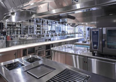 Steel & Appliance Catering Kitchen Design Project.