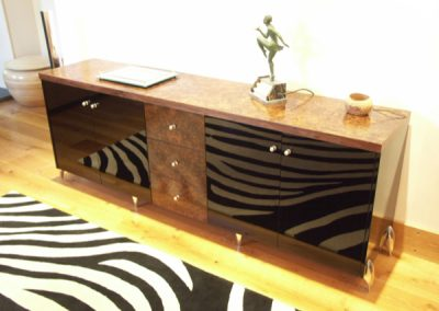 Desks, Dressers, Sideboards & Credenzas In Resin.