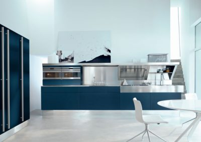 Midi Height Reduction Kitchen Design.