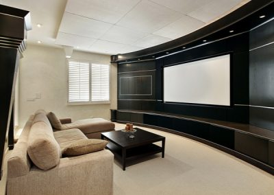 Home Cinema System Design To Your Specification.