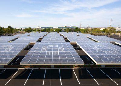 Solar PV Commercial Design & Installation.