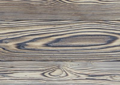 Shou Sugi Ban Yakisugi Timber Light Cypress Sample.
