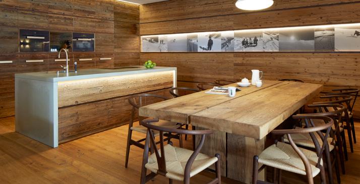 Dining Gallery Kitchen Design
