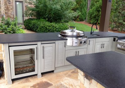 Our Custom Build Outdoor Kitchens Can Be Designed To Your Exact Specification.