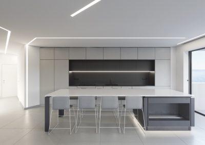 GKD Light Grey Kitchen.