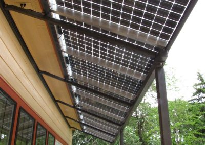 Solar Awning Design & Installation.