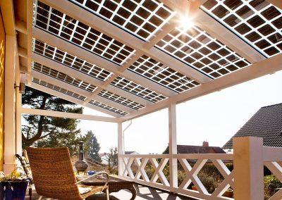 Veranda Solar Canopy Project.