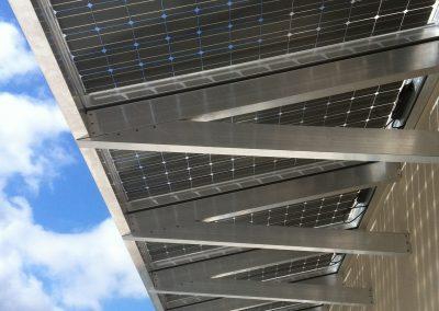 Steel Solar Awning & Mini Canopy Design.
