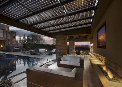 Pool & Leisure Solar Canopy Design.