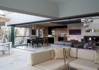 Open Home & Living Design With The Gallery.