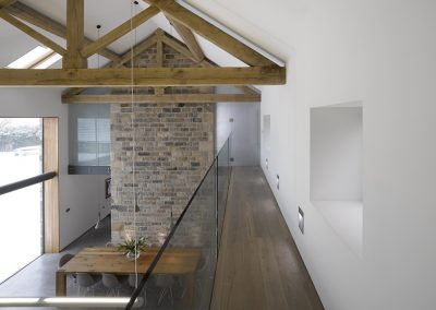 17th Century Barn Conversion Modernised Living.
