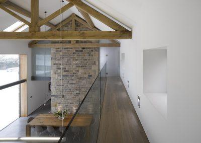 17th Century Barn Conversion Modernised Living.