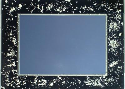 Confetti Mirror Design.