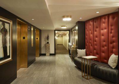 Apartment Lobby.