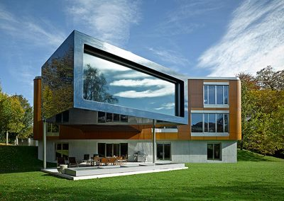 Carbon N Passive House Design.