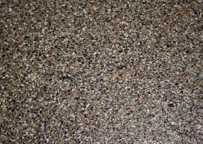 Concrete Grit Grey Expoxy Flooring.