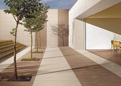 Contemporary Porcelain Cladding for Outside The Home Or Business.