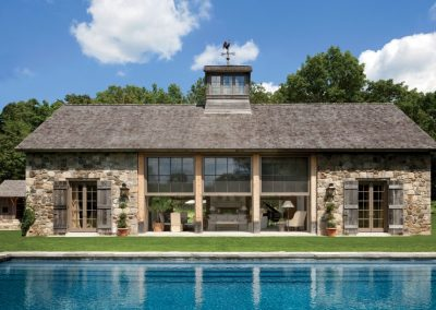 Farm House Barn Conversion & Pool Project.