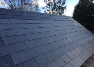 Heritage Solar Slates Project.