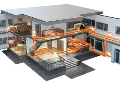 You Can Create Heating Zones For Independent Room Heating.