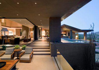 Indoor Outdoor Living Design.
