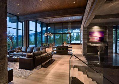 Mountain & Lakes Design.
