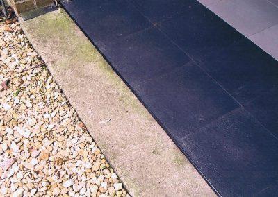 PVC Floor Edge.