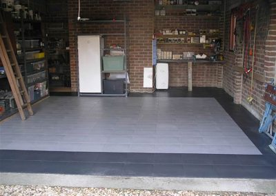 PVC Garage Flooring.