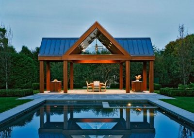 Pool & Outside Pergola.