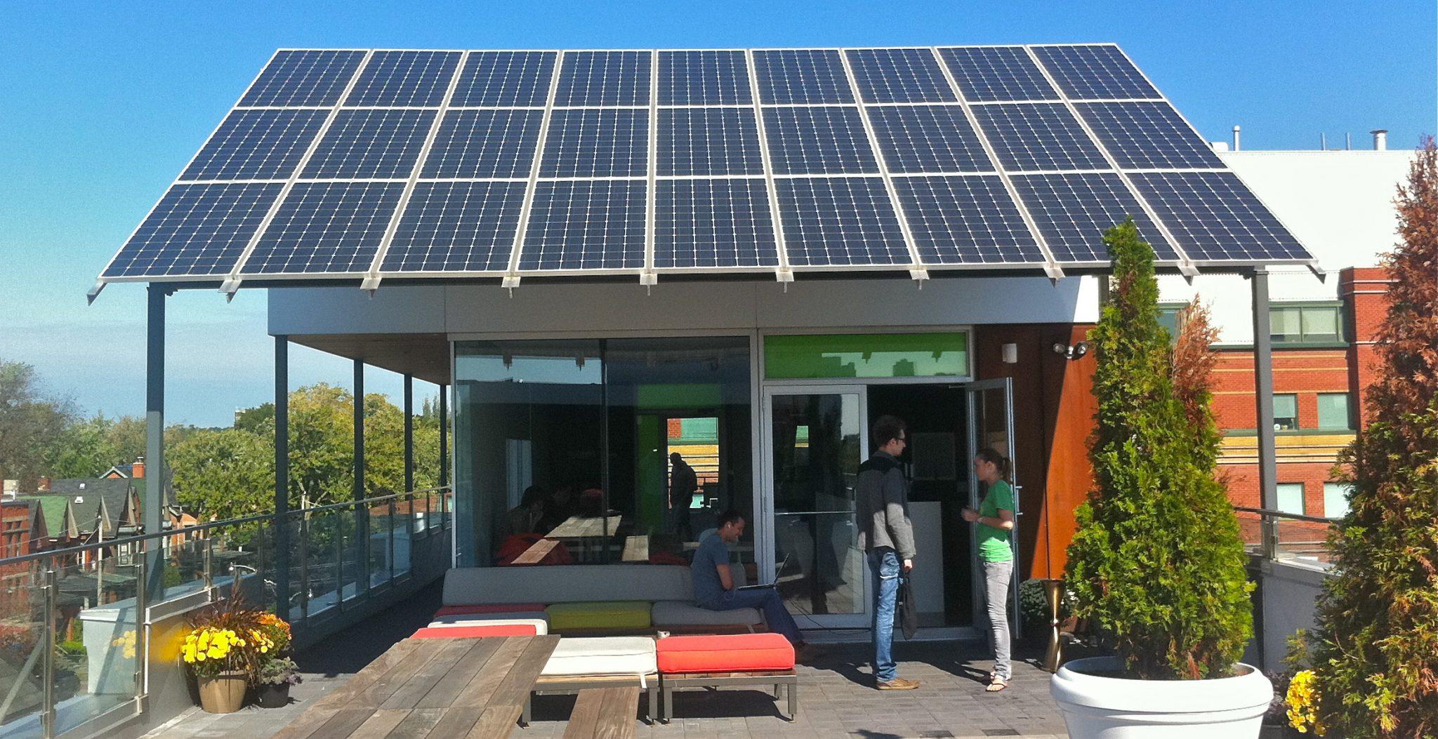 Solar PV Panel Installation- Gallery-G2Techk-Halifax ...
