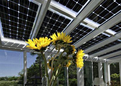 Solar Conservatory Project Design.