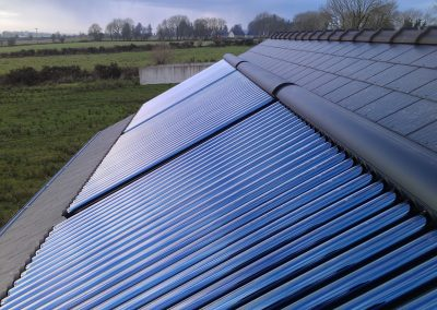 Solar Thermal Heating Collectors