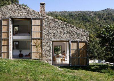 Stone Barn Conversion Design.