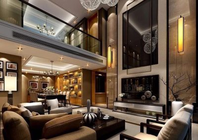 Stylised Concept Home Design.