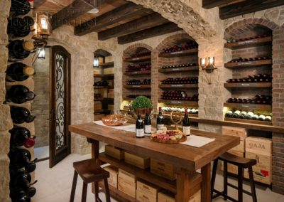 Wine Cellar Bar.