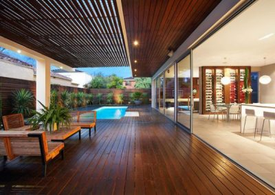 Outdoor Indoor Patio Living Design 2.