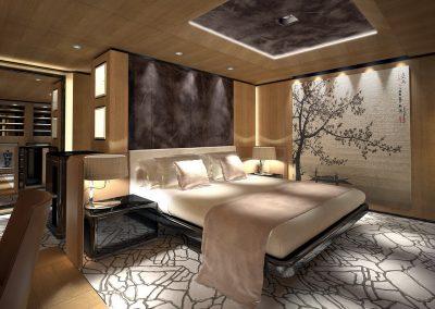 VIP Cabin Design.