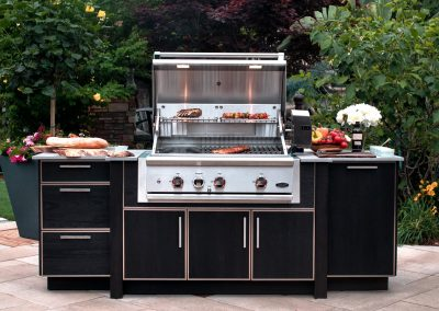 Our Designer Grill Kitchen Is A Must Have For The Garden Or Patio.