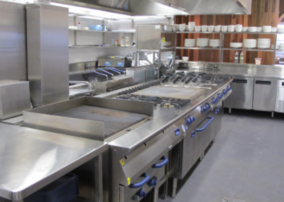 Commercial Catering Kitchen Project.