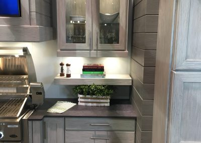 HDR Wall Cabinets & Floating Shelf.