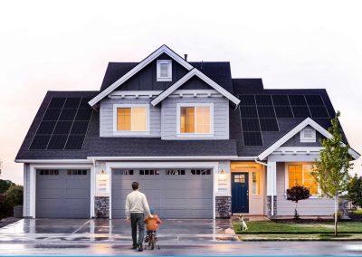 Solar Panel Design For Homes.
