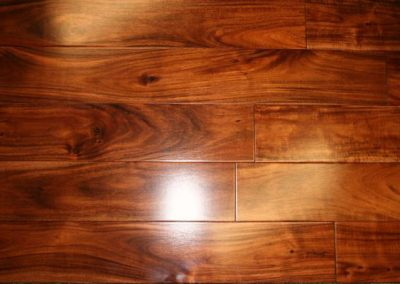 Cherry Acacia Timber Flooring.