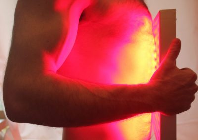 Direct Infrared Heat Treatment.