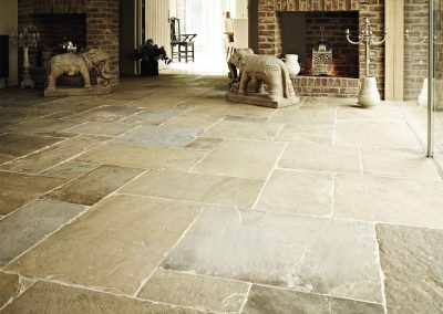 Natural Flag Stone Flooring.