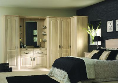 Acacia Traditional Arch Panel Suite.