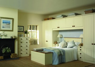Vanilla Traditional Panel Suite.