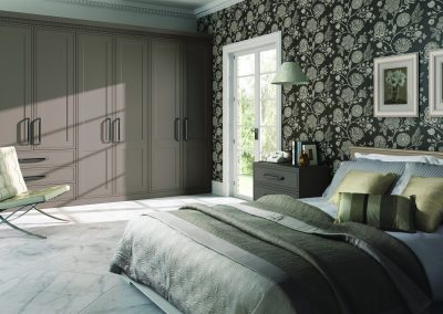 Matt Stone Grey Suite.