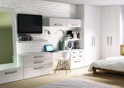 Ceramic Toned White Suite.