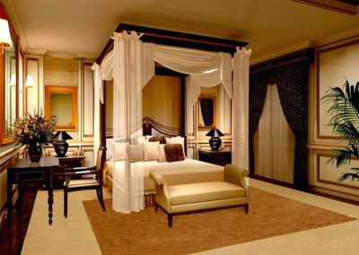 Canopy & Curtain Bed Design.